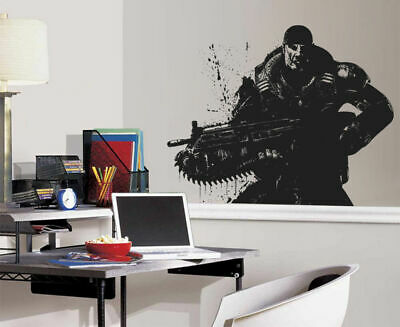 $27.99 • Buy Ik717 Wall Decal Sticker US Army Soldier Military Shooter Bedroom