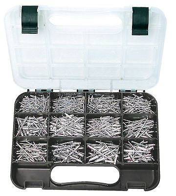 AU43 • Buy Gj Works Aluminium Rivets Trade Quality Grab Kit 605