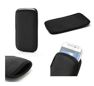 AU19.95 • Buy Cover For ZTE NUBIA Z7 MAX Neoprene Waterproof Slim Carry Bag Soft Pouch Case