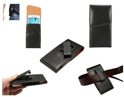AU31.95 • Buy For ZTE NUBIA Z7 MAX Holster Executive 360º Belt Clip Rotary Magnetic Case