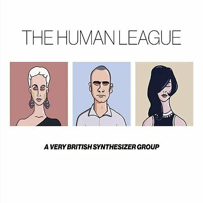£9.25 • Buy The Human League Anthology: A Very British Synthesizer Group 2 Cd - (18/11/2016)