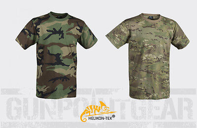 £9.95 • Buy Helikon-Tex Classic Army T-Shirt 100% Cotton - Free UK Delivery