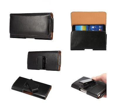 AU33.95 • Buy For ZTE NUBIA Z7 MAX Holster Case Belt Clip 360° Rotary Horizontal