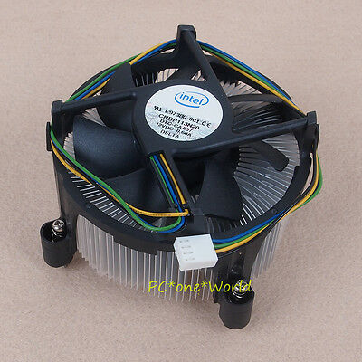 $ CDN47.01 • Buy Intel Original CPU Heatsink Cooler Fan For Intel LGA 1366