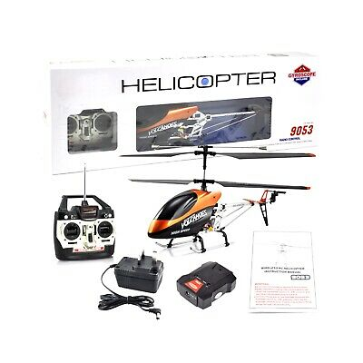 $175.99 • Buy RC Helicopter 9053 Gyroscope Metal Version, 3 Channel Radio Remote Control
