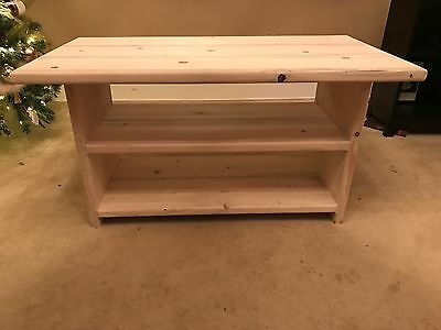 Brand New Hand Made Reclaimed  Coffe Table/tv Stand • 100£