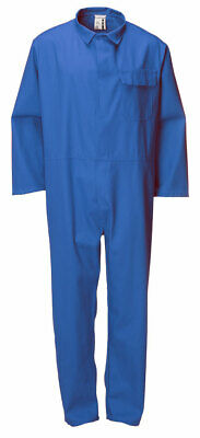 Ballyclare 205C4 Mens FR Overall Flame Retardant Work Coverall Proban Cotton • 60.05£