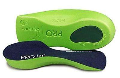 3/4 Orthotic Shoe Insoles Arch Support Heel Plantar Fasciitis Orthopedic Inserts • 8.99£