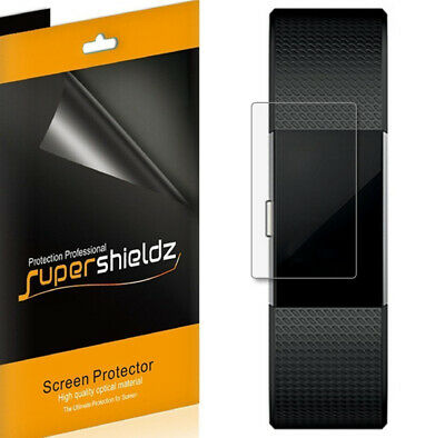 $ CDN8.23 • Buy 6X Supershieldz Clear Full Coverage Screen Protector For Fitbit Charge 2