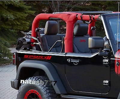 $23.96 • Buy SPORT Vinyl Decal Sticker Emblem Logo RED Fits: JEEP WRANGLER RUBICON