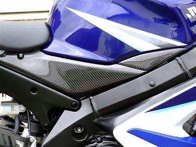 $179 • Buy 05 06 2005 2006 Suzuki Gsxr 1000 Carbon Fiber Lower Tank Panels