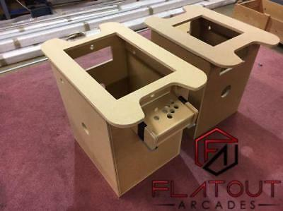 £145 • Buy DIY ARCADE COCKTAIL TABLE 18MM MDF With T MOLDING  SLOT