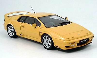 $ CDN656.96 • Buy LOTUS ESPRIT TURBO V8 YELLOW 1/18 Scale AUTOart BRAND NEW IN BOX FINAL PIECE