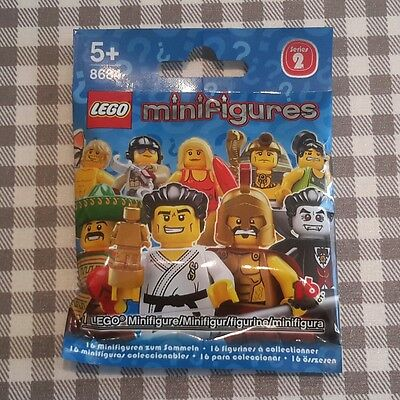 £34.99 • Buy Lego Minifigures Series 2 Unopened Factory Sealed Pick Choose Your Own
