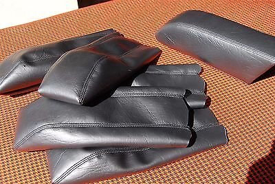 AU23.50 • Buy Holden  HJ HX HZ  LH LX Monaro Torana Ute Centre Console ARM REST COVER BLACK