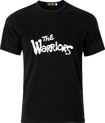 The Warriors Funny 100% Full Colour Cotton  T Shirt • 7.73£