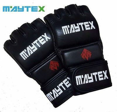 AU19.99 • Buy Ufc Grappling Professional Mma Fight Boxing Gloves  Punch Sparring 7oz
