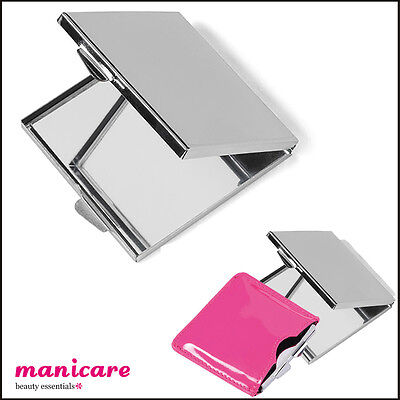 £5.98 • Buy Pocket Mirror Dual Make-Up Magnifying Cosmetic Portable Fold Compact Travel Size
