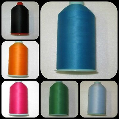 Bulk  Polyester Wooly Overlocking Sewing Thread Seven Thousand Yards • 3.99£