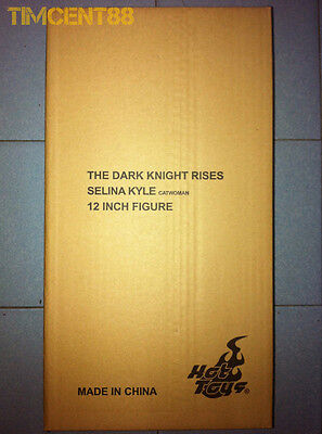 $ CDN599.86 • Buy Hot Toys MMS188 Batman Dark Knight Rises 1/6 Selina Kyle Catwoman Anne Normal