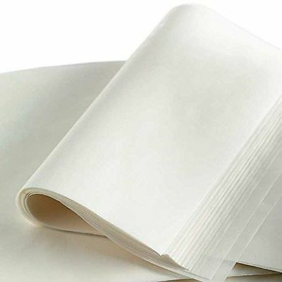 JUMBO Silicone Greaseproof Paper Sheets 18  X 30  Baking 450 X 750 Parchment  • 3.80£