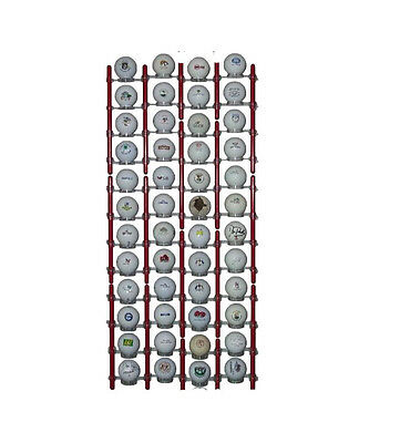 Golf Ball & Ball Marker Display Rack. Made In USA Shelf Case Modular  • 38.04£