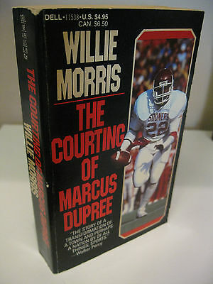 $19.95 • Buy Willie Morris THE COURTING OF MARCUS DUPREE 1st Dell Printing 1985 Mississippi