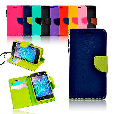 AU11.99 • Buy New Diary Gel Wallet Case Cover For Samsung Galaxy J3 Prime + Screen Protector
