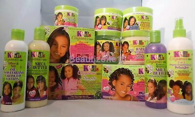 £6.99 • Buy Kids Organics Africa's Best Afro Hair Care Products/olive Oil Hair Care