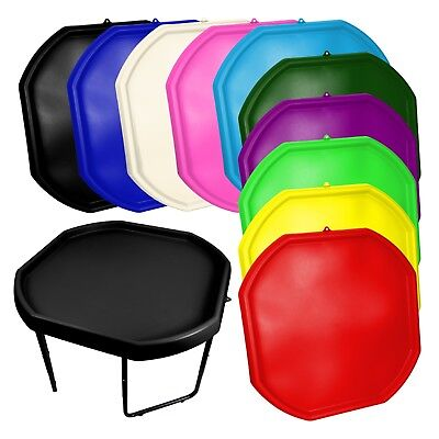 Large Plastic Children Kid Play Tuff Spot MIXING TRAY Toy Sand Pit Stand Fun • 49.99£