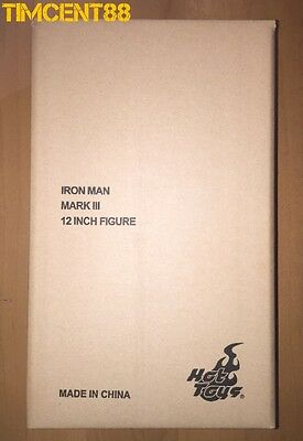 $ CDN1047.17 • Buy Ready! Hot Toys MMS256D07 Iron Man Mark 3 III Diecast 1/6 Normal Edition