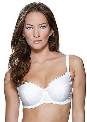 Charnos Everyday Superfit  Full Cup Bra White / Brulee 30-32-34-36-38  Bnwt  • 9.99£