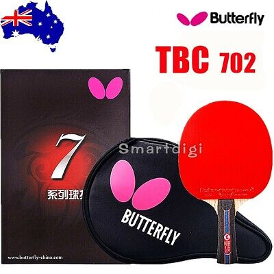 AU112.25 • Buy Butterfly 7 Star 702 Table Tennis Ping Pong Racket Paddle Bat Blade Shakehand FL