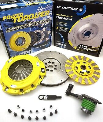 AU1198.20 • Buy HEAVY DUTY CUSHION Clutch Kit Inc GROOVED FLYWHEEL COMMODORE VE V8 L98 LS3