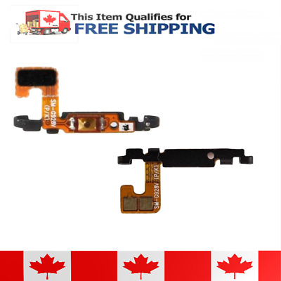 $ CDN9.95 • Buy Samsung Galaxy S6 Edge Plus Power Button Flex Cable