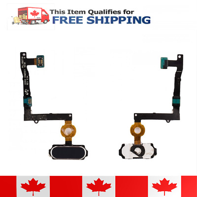$ CDN12.95 • Buy Samsung Galaxy S6 Edge Plus Black Home Button Flex Cable Assembly