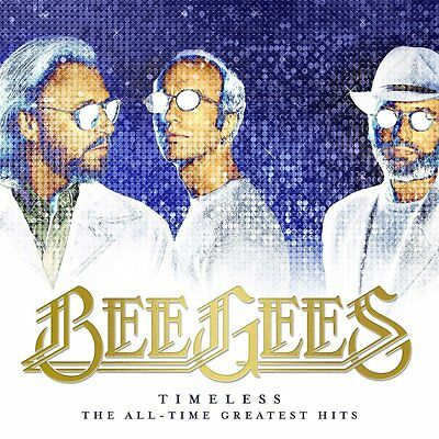 Bee Gees Timeless All-time Greatest Hits Cd (best Of) • 6.48£