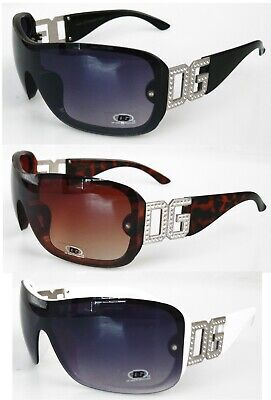 AU30 • Buy 6 Pairs New Lady's Hot Style DG Sunglasses Wholesale/Assorted Colours/UV400 104