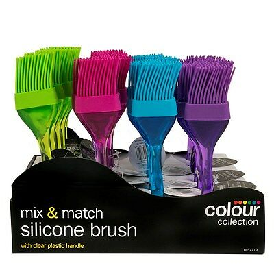 Silicone Pastry Brush Glaze Spread Easy Clean Kitchen Baking Cooking Utensils • 3.49£