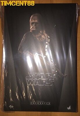$ CDN413.25 • Buy Ready! Hot Toys MMS262 Star Wars Episode IV A New Hope 1/6 Chewbacca Figure