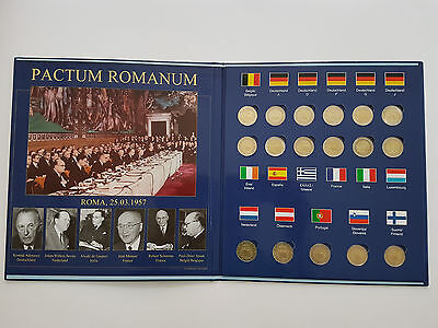 $ CDN191.14 • Buy Full Set 17x2 Euro 2007 Year 2 Euro Coin 50th Anniversary Of The Treaty Of Rome