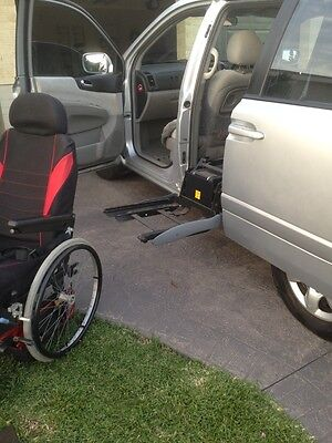 AU13500 • Buy Wheel Chair Disability Car