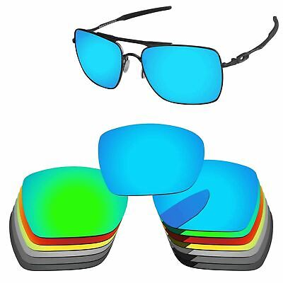 £18.39 • Buy PapaViva Polarized Replacement Lenses For-Oakley Deviation OO4061 Multi-Option