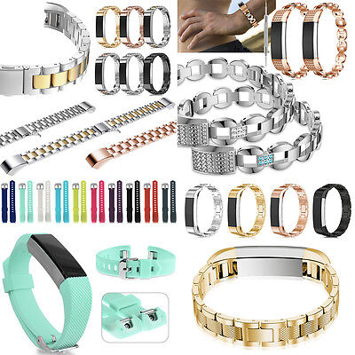 AU9.79 • Buy Various Band Replacement Wristband Watch Strap Bracelet For Fitbit Alta/Alta HR