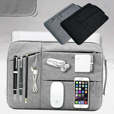 AU25.97 • Buy Smart Laptop Storage Handle Computer Sleeve Case Bag For MacAir Note Tablet IPad