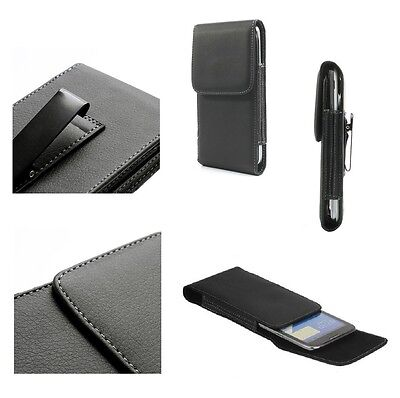 AU23.45 • Buy SALES For ZTE NUBIA Z7 MAX Case Metal Belt Clip  Synthetic Leather  Vertical ...