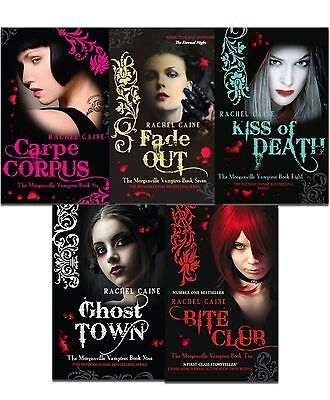 £144.09 • Buy The Morganville Vampires Collection 5 Books Set Rachel Caine Series 2