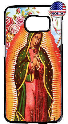 $ CDN18.43 • Buy Lady Guadalupe Virgin Mary Case Cover For Samsung Galaxy S10e S10+ S9 Plus S8