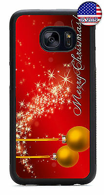 $ CDN18.43 • Buy Ornaments Christmas Gift Idea Case Cover For Samsung Galaxy S10e S10+ S9 Plus S8