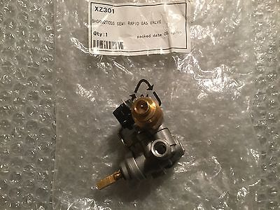 Baumatic Bhg602tcss Gas Hob Rapid Gas Valve Xz301 - Brand New • 59£